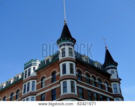 Chateau Style Architecture