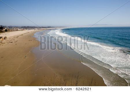 California Sand Beach