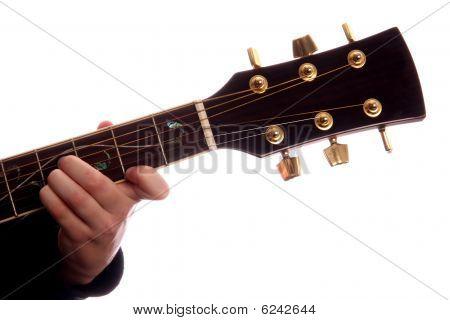 Guitar Chord B Major