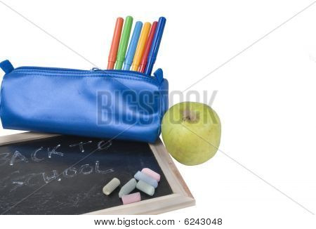 Blue School Case