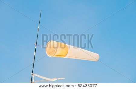 Cone Windsock - Device For Measuring Wind And Weather