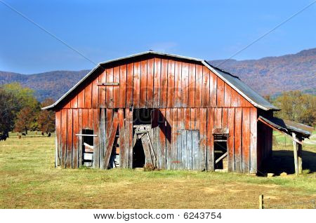 Arkansas Ozark's Barn