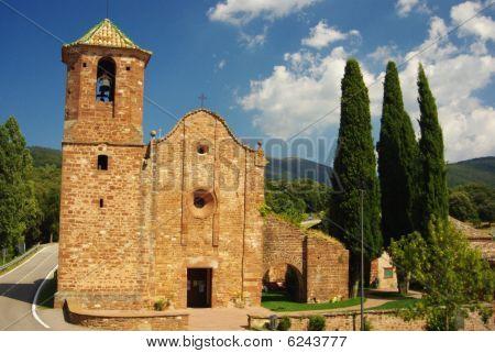 Sant Maria del Brull church