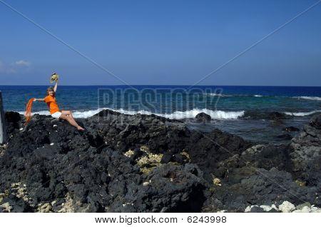 Aloha Greeting from Big Island