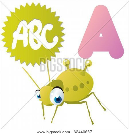 A is for Aphid