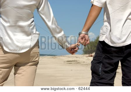 Love: Holding Hands