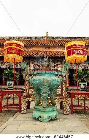 The Forbidden City at Hue