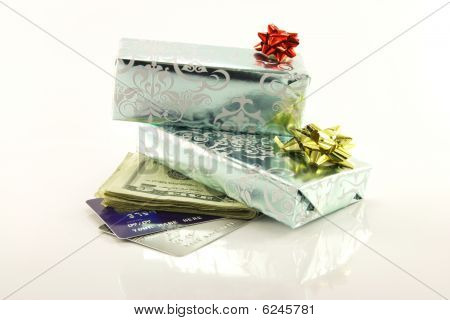 Gifts With Money And Credit Cards