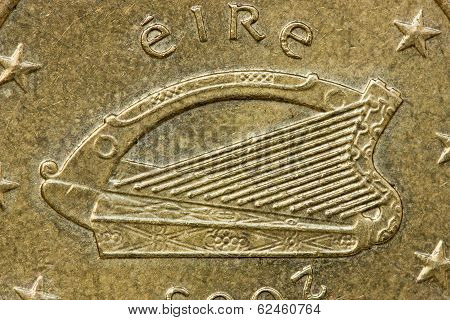 Celtic Harp Of Ireland