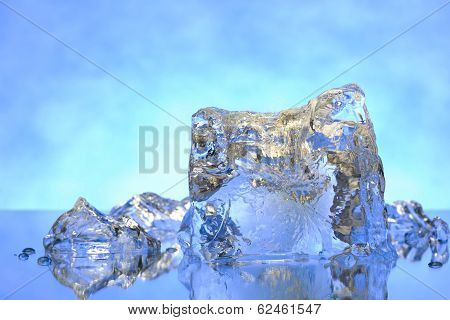 Melted Ice Cube