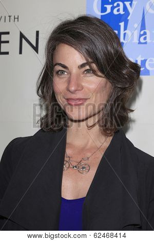 WEST HOLLYWOOD - MAR 15: Traci Dinwiddie at An Evening with Women kick-off concert presented by the L.A. Gay & Lesbian Center at The Roxy Theater on March 15, 2014 in West Hollywood, CA