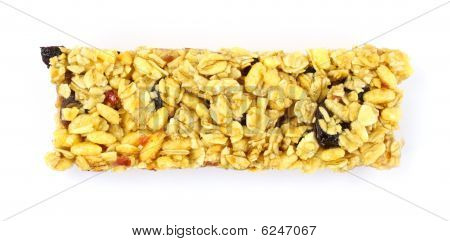 Fruit And Nut Granola Bar
