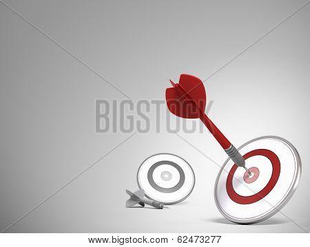 Business Target Or Marketing Background