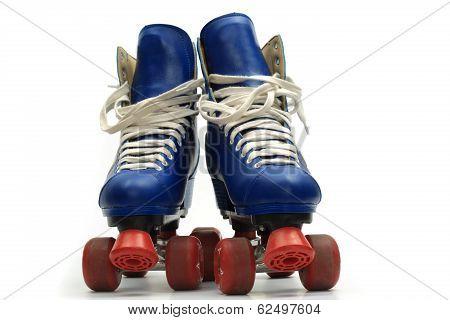 Roller Skates, Isolated