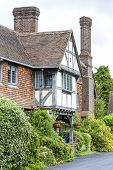 stock photo of hever  - house in Hever - JPG