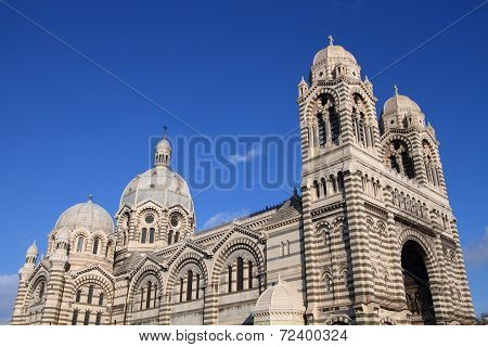 Marseille Cathedral, France