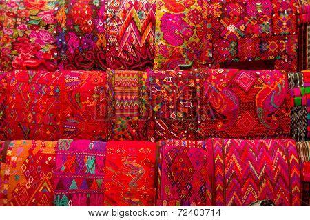 traditional mayan textiles