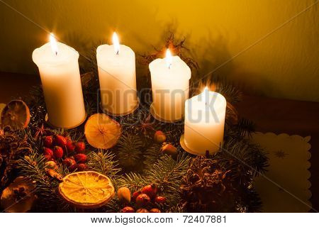 Advent Season Decorations