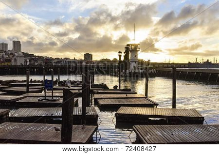 Pier 39, San Francisco, California