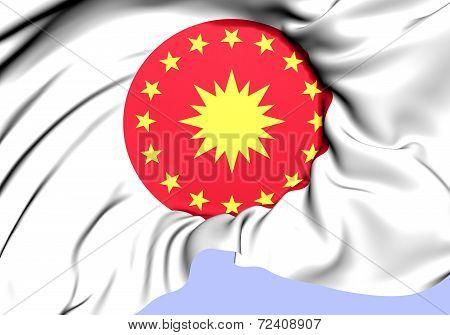 President Of Turkey Emblem