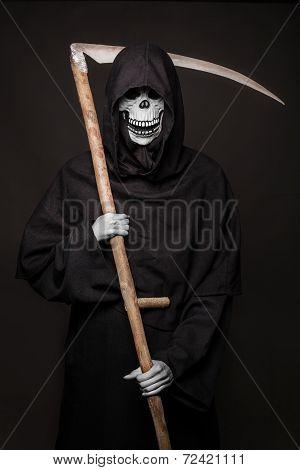 Halloween character: Death