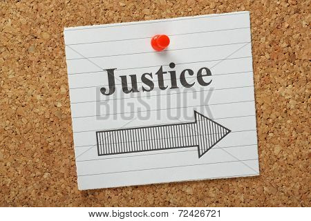 Justice This Way