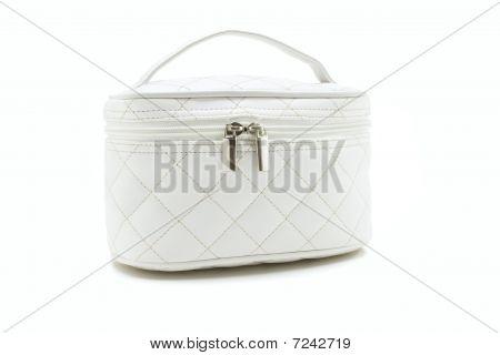 White Beauty Bag
