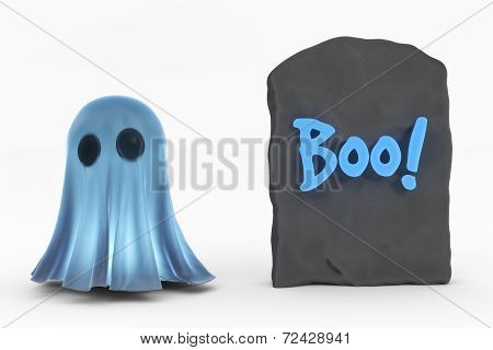 Ghost and Boo!