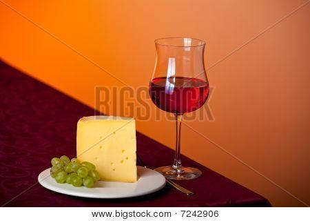 cheese orange
