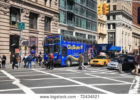 New York City Sightseeing