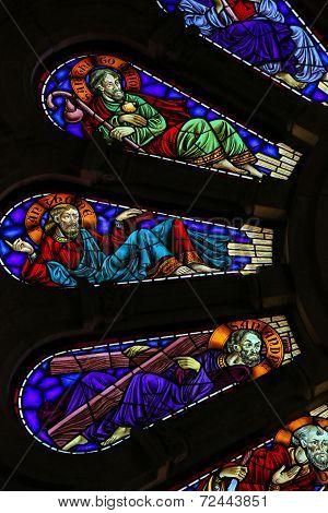 Saint Thomas, Saint Andrew And Saint James