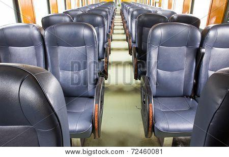 Train Passenger Carriage
