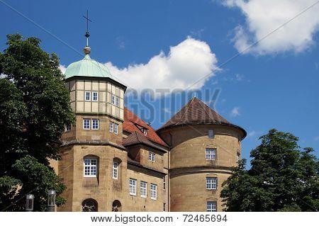 Old Castle Stuttgart - Germany