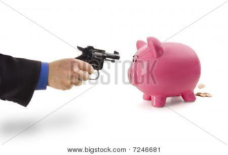 Robbing The Piggy Bank