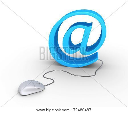 Computer Mouse And E-mail