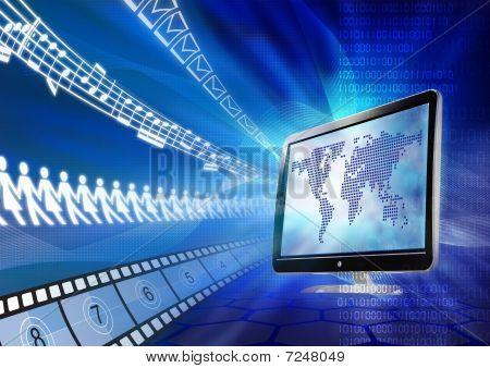 Internet-Sharing-Portal