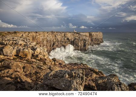 Ponta de Sagres - West End of Europe,