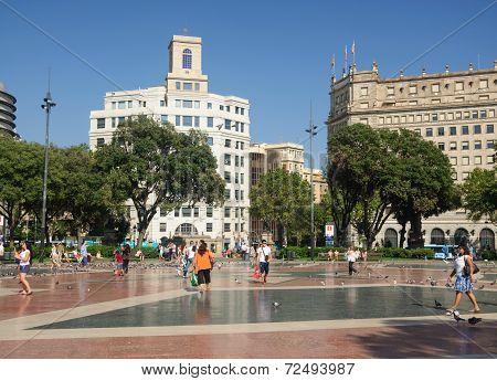 Placa Catalunya Open Space