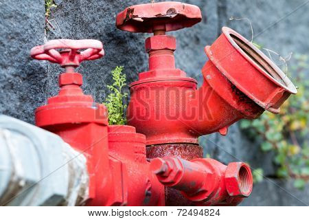 Fire Fighting Nozzle