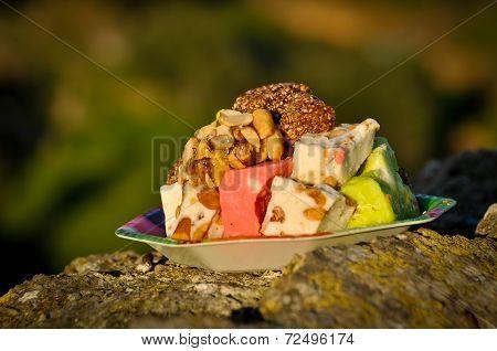 Mix of Turkish Delight