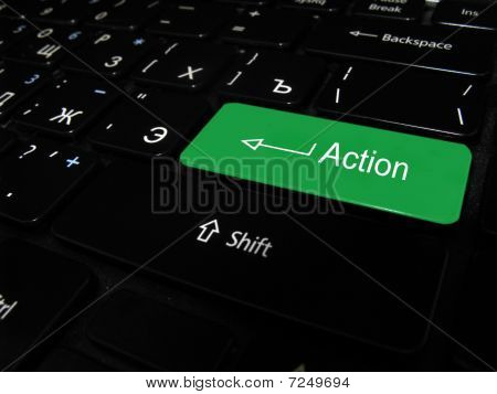 green key action