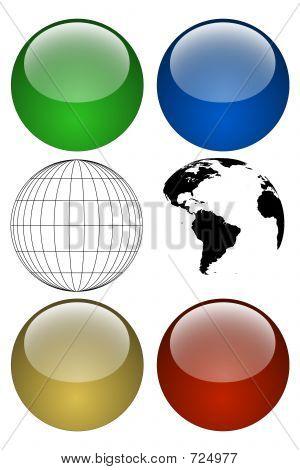 Kit de globo