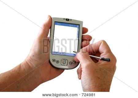 Blank PDA