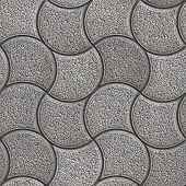 stock photo of paving stone  - Gray Paving Stone  - JPG