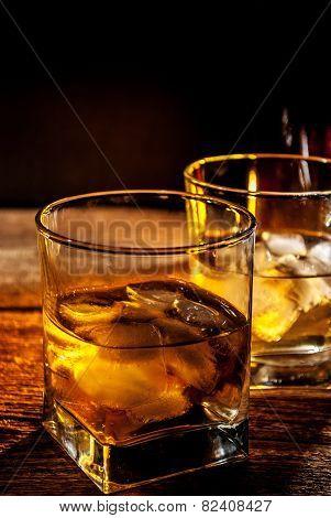 Whiskey Or Bourbon