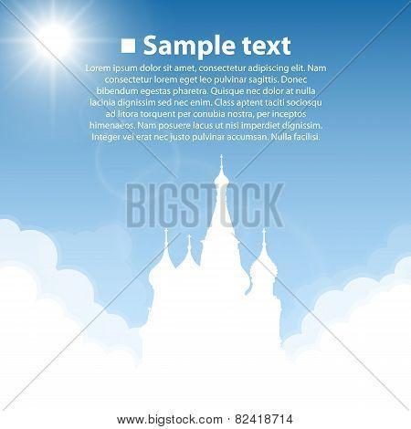 Kremlin. World sightseeing collection.