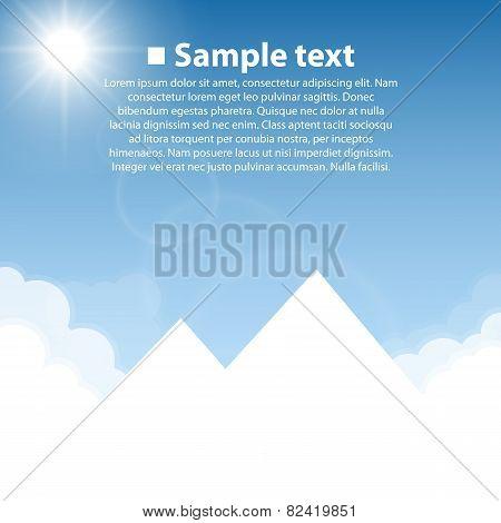 Pyramid of Khufu. World sightseeing collection.