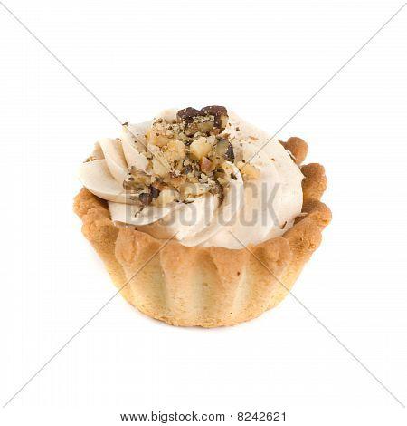 Nuts Cupcake