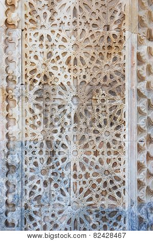 Ornament Of Entrance To Sultanhani