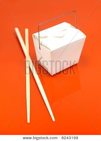 Chinese Takeaway Box
